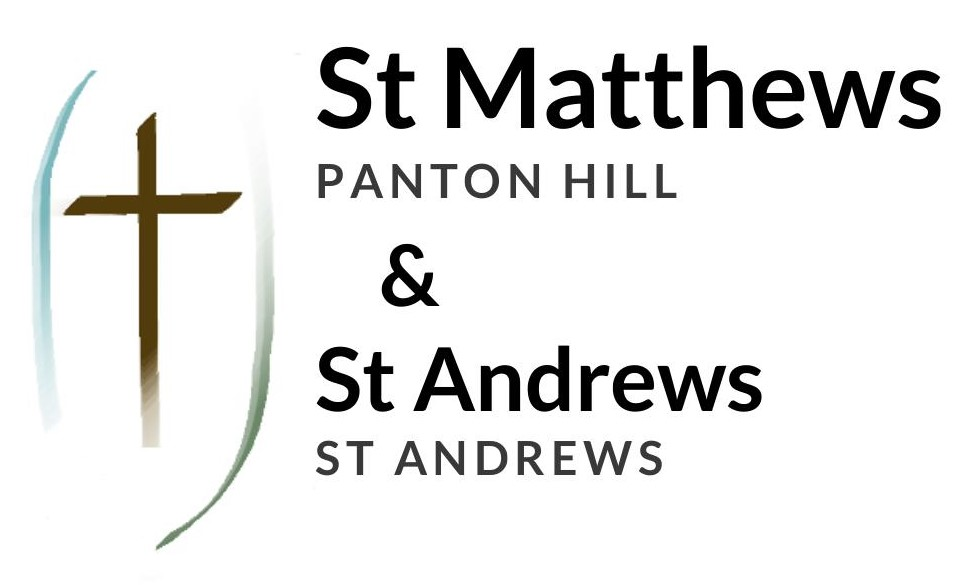 Logo for St. Matthew's Anglican Church, Panton Hill